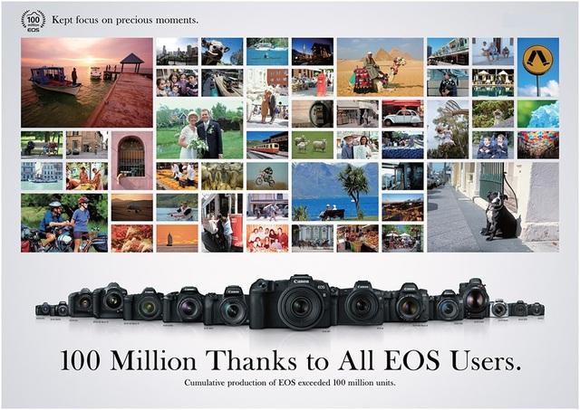 Canon vẫn đứng đầu thị trường máy ảnh kỹ thuật số năm 2019 - Ảnh 2.