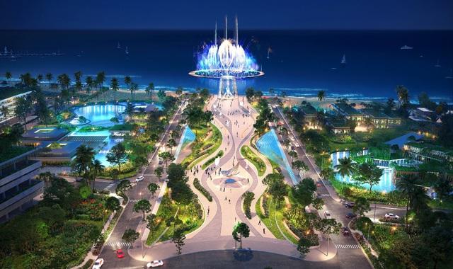 Cùng với Phan Thiết, Kê Gà trình làng tổ hợp du lịch - giải trí - nghỉ dưỡng & thể thao biển đẳng cấp - Ảnh 1.