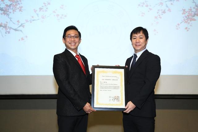 Lễ tái cấp chứng nhận JNKA cho sản phẩm Nattoenzym của DHG Pharma lần 8 - Ảnh 2.