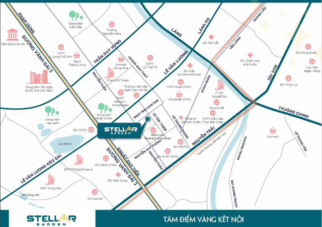 Nguồn cung mới cho người sinh sống tại Thanh Xuân muốn chuyển đổi không gian sống - Ảnh 1.