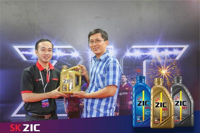 Dầu nhớt ZIC Hàn Quốc tìm đại lý tại Việt Nam - Ảnh 2.