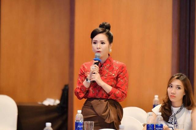 """Doanh nhân Bùi Thanh Hương: """"Người Việt Nam cần phải ưu tiên dùng hàng Việt Nam"""" - Ảnh 3."""
