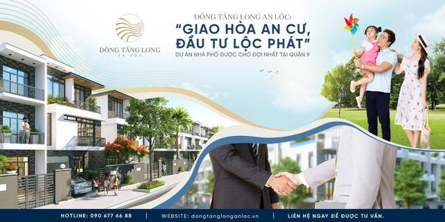 Dự án Đông Tăng Long An Lộc: Không quá khó để có một cuộc sống lý tưởng! - Ảnh 3.