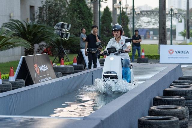 Những 'vũ khí' lợi hại của YADEA G5 - Tân binh xe máy điện đang khiến giới trẻ Việt tò mò - Ảnh 9.