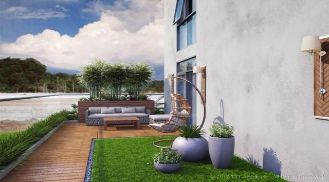 Dòng tiền dưới 3 tỷ: Chọn nhà đất ngoại ô hay căn hộ du lịch có sân vườn? - Ảnh 1.
