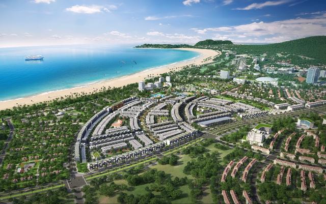 Cao tốc trọng điểm 19B kết nối sân bay nâng tầm bất động sản Quy Nhơn - Ảnh 1.