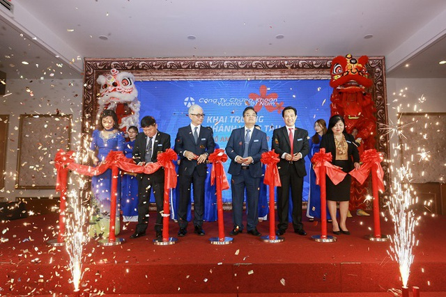 Chứng khoán Yuanta Việt Nam khai trương chi nhánh Vũng Tàu - Ảnh 1.
