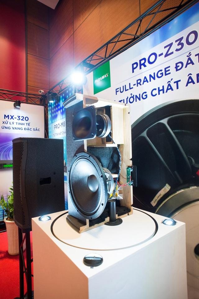 PARAMAX giới thiệu dòng sản phẩm giải trí chuyên nghiệp tại AV Show 2019 Hà Nội - Ảnh 1.