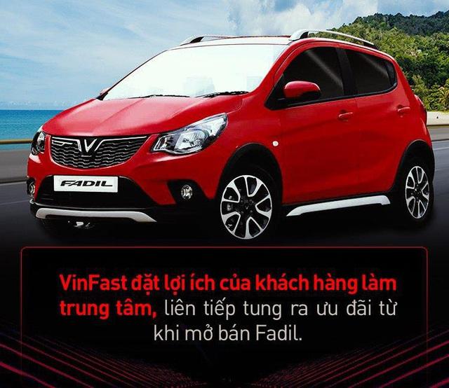"""Từ giá 3 không tới ưu đãi mua xe trả góp """"lời"""" chưa từng có, VinFast đang biến giấc mơ ô tô của người Việt gần hơn bao giờ hết - Ảnh 1."""