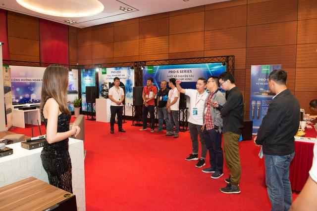 PARAMAX giới thiệu dòng sản phẩm giải trí chuyên nghiệp tại AV Show 2019 Hà Nội - Ảnh 2.