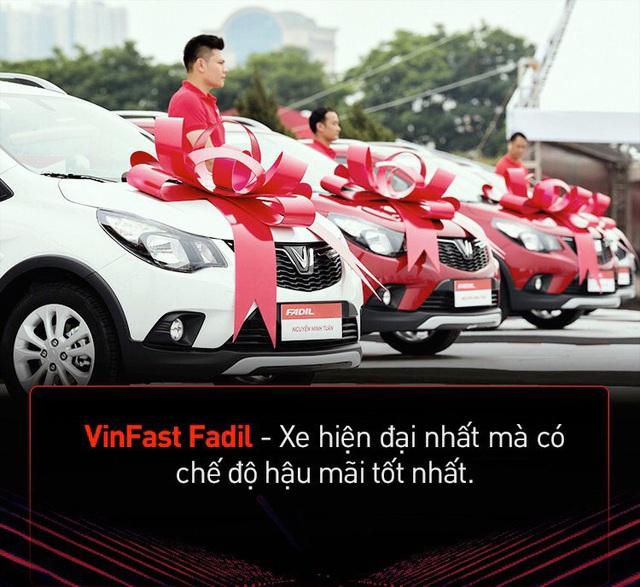 """Từ giá 3 không tới ưu đãi mua xe trả góp """"lời"""" chưa từng có, VinFast đang biến giấc mơ ô tô của người Việt gần hơn bao giờ hết - Ảnh 2."""
