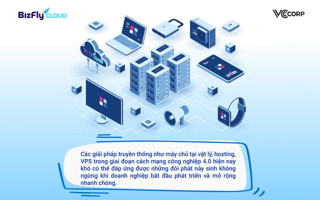Cloud Server đủ tính năng chỉ từ 89.000 - Giải pháp ưu việt thay thế Máy chủ vật lý, VPS, Hosting cho doanh nghiệp thời 4.0 - Ảnh 1.