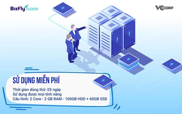 Cloud Server đủ tính năng chỉ từ 89.000 - Giải pháp ưu việt thay thế Máy chủ vật lý, VPS, Hosting cho doanh nghiệp thời 4.0 - Ảnh 2.