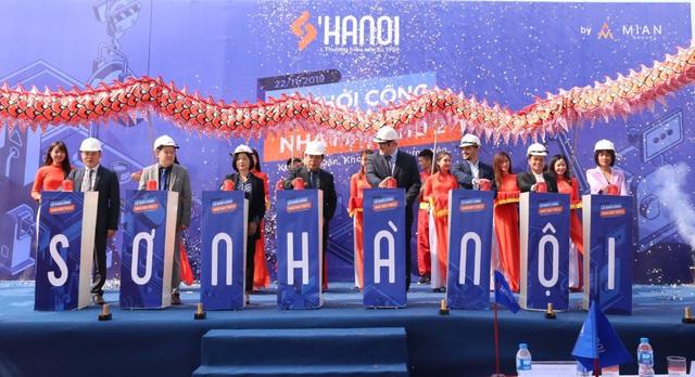Sơn Hà Nội từng bước thực hiện tham vọng Quốc tế hóa thương hiệu sơn Việt - Ảnh 1.