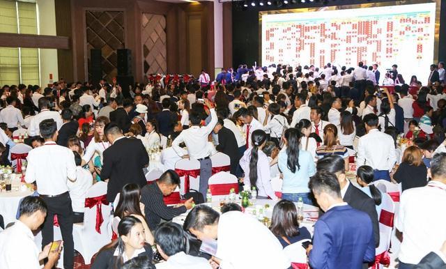 Lễ mở bán Cát Tường Western Pearl 2 thu hút giới đầu tư - Ảnh 1.