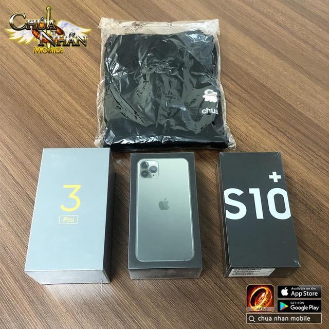 Chúa Nhẫn Mobile công bố lịch ra mắt game kèm sự kiện đua top nhận Iphone 11 Promax - Ảnh 6.