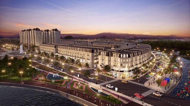 Sở hữu chợ đêm - giáp biển - trung tâm thành phố: Ha Tien Centroria công phá thị trường nhà phố thương mại - Ảnh 3.