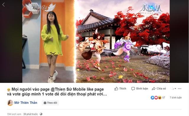 Dàn hot girl rộn ràng cover chất hơn Thiên Sứ Mobile, rinh ngay iPhone 11 PRO MAX - Ảnh 5.