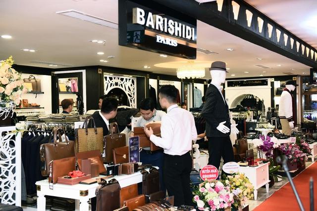 Barishidi Paris - 8 năm một hành trình - Ảnh 4.