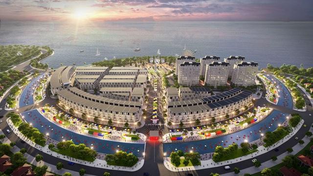 Sở hữu BĐS sát chợ đêm, giáp biển tại TP du lịch: Sức hút của tổ hợp thương mại Ha Tien Centroria - Ảnh 1.