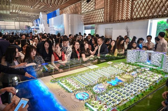 Lợi thế vượt trội của dự án Cam Ranh Bay Hotels & Resorts - Ảnh 1.