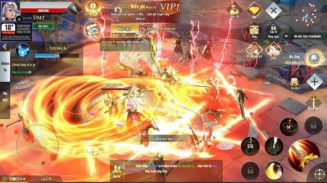 Ngợp trời cánh thiên thần chỉ vài giờ sau khi Thiên Sứ Mobile ra mắt - Ảnh 3.