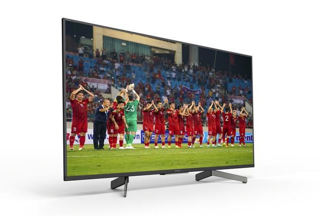 Tư vấn mua TV xem bóng đá: Vì sao nên chọn Sony BRAVIA từ 55inch trở lên? - Ảnh 1.