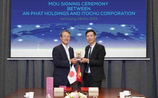 Tập đoàn An Phát Holdings kí kết hợp tác toàn diện với tập đoàn Itochu - Ảnh 1.