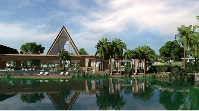 Ecopark Grand – The Island: không gian sống xanh bên mặt nước - Ảnh 3.
