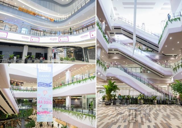 Trung tâm thương mại Nhật Bản có quy mô hàng đầu Hà Nội chính thức khai trương với chiến lược sống xanh - Ảnh 1.