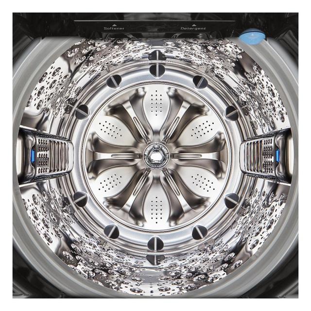 Máy giặt cho gia đình nhiều thế hệ - điểm nhấn mới của LG - Ảnh 2.