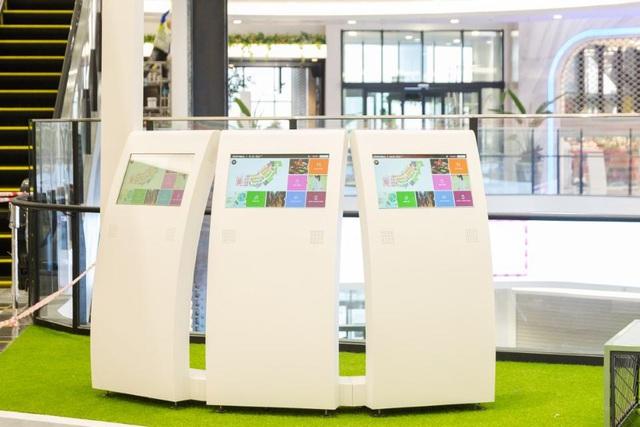 Trung tâm thương mại Nhật Bản có quy mô hàng đầu Hà Nội chính thức khai trương với chiến lược sống xanh - Ảnh 4.