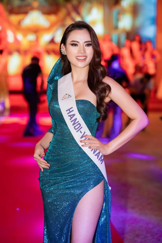 Hà Vi Vi – nữ giám đốc 9x lên ngôi Á hậu Châu Á 2019 - Ảnh 6.