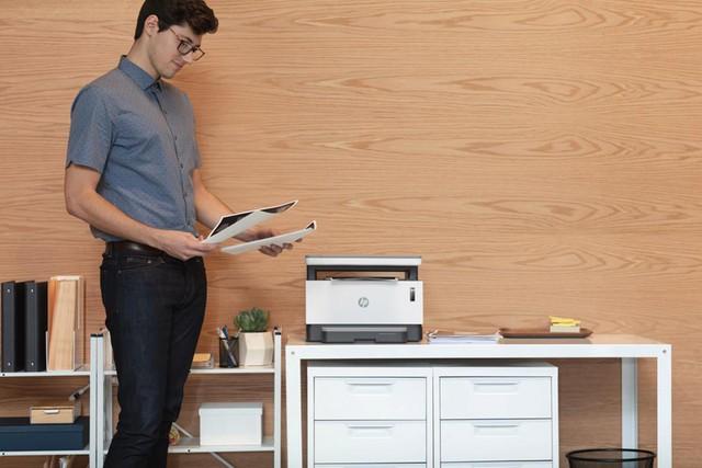 HP Laser Neverstop – Giải pháp in ấn tiết kiệm cho startup và doanh nghiệp SMB - Ảnh 1.