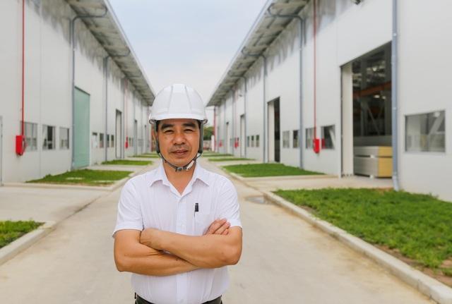 Nhà máy công suất hơn 10 triệu m2 panel cách nhiệt tại TP HCM - Ảnh 1.