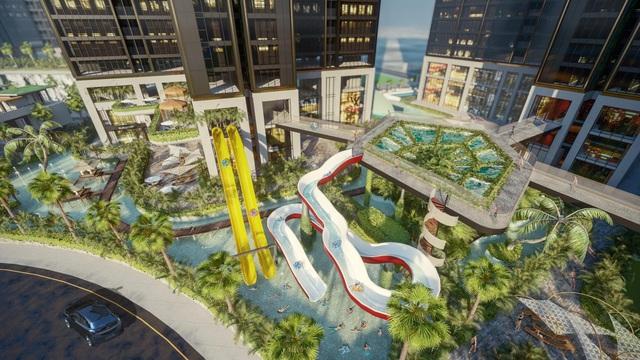 Sắp triển khai tổ hợp Homes Resort thiết kế chuyên biệt cho gia đình có trẻ em tại TP HCM - Ảnh 1.