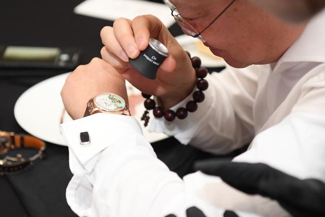 Jaquet Droz ra mắt đồng hồ Vịnh Hạ Long độc bản tại workshop nghệ thuật tiểu họa - Ảnh 11.