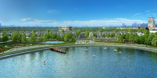 Cơ hội trải nghiệm biệt thự triệu đô tại Khu đô thị Dương Nội - Ảnh 2.
