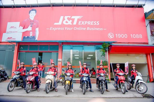j&t express - photo 2 15729408408581744370909 - J&T Express ứng dụng công nghệ phần mềm Upos vào chuyển phát nhanh