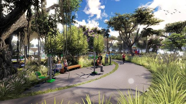 Ra mắt tòa HR3 Eco Green Saigon - Tòa căn hộ giữa lòng công viên - Ảnh 2.