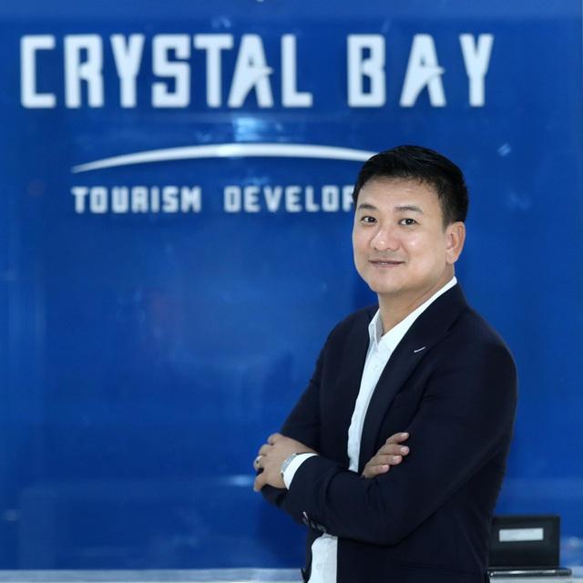 Phó Tổng giám đốc Tập đoàn Crystal Bay: Xu hướng trải nghiệm mới đòi hỏi BĐS du lịch phải thay đổi - Ảnh 3.