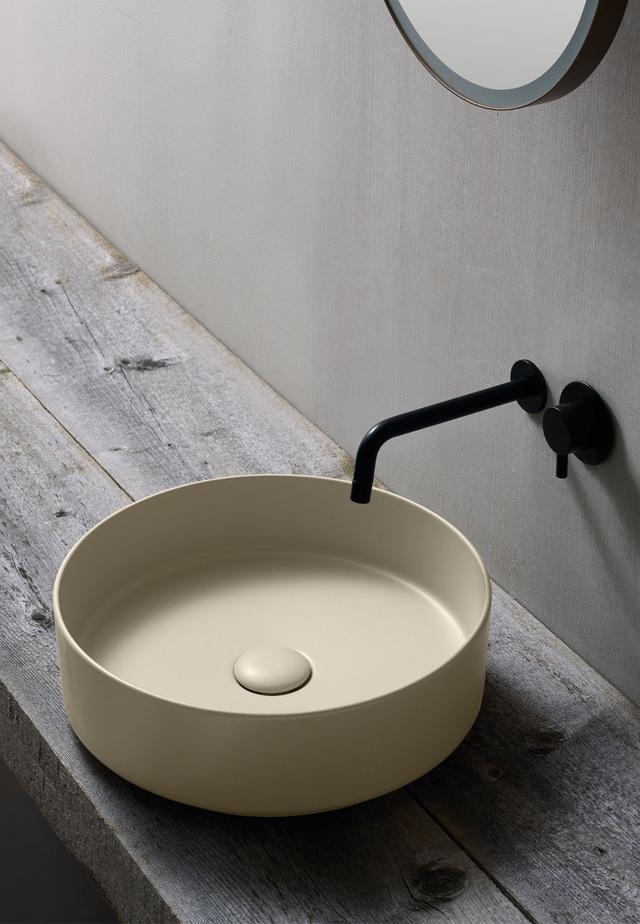 5 xu hướng không gian phòng tắm ấn tượng - Ảnh 3.