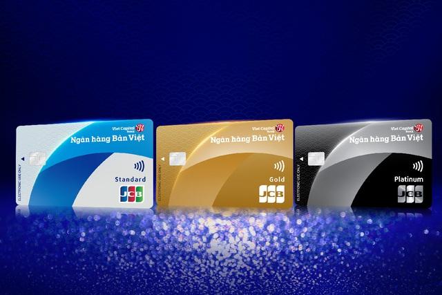 Ngân hàng Bản Việt ra mắt thẻ tín dụng JCB Bản Việt với cùng lúc 3 hạng thẻ - Ảnh 1.