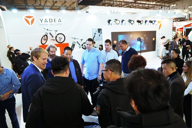 YADEA - Ông lớn trong ngành xe điện sắp tiến vào thị trường Việt Nam là ai? - Ảnh 1.