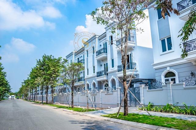Sức hút những căn vị trí đẹp nhất khu biệt thự triệu đô Sol Villas - Ảnh 1.