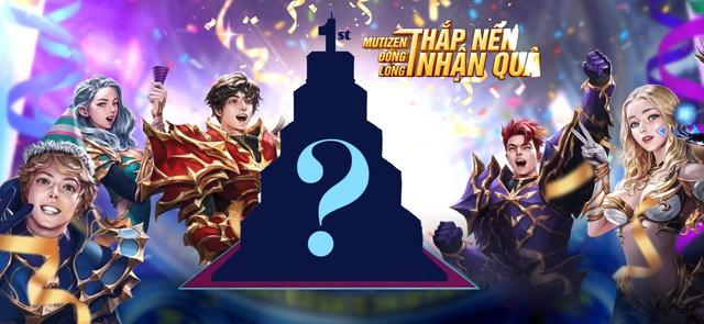 MU Awaken VNG đón sinh nhật 1 tuổi, cộng đồng game thủ sôi động với loạt sự kiện tặng quà khủng - Ảnh 4.