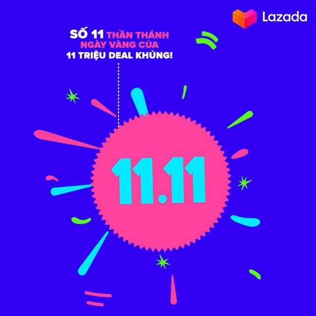 """CEO Lazada:  Lễ hội mua sắm 11.11 là dịp chúng tôi  """"lấy lửa thử vàng"""" - Ảnh 2."""