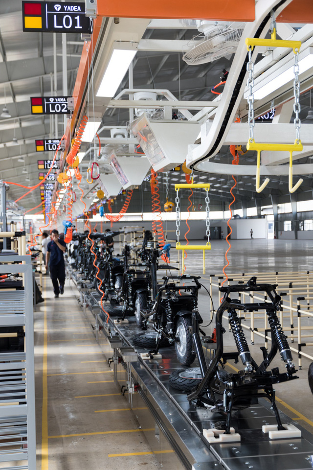 YADEA - Who is the big player in electric car industry coming into Vietnam market? - Picture 3.