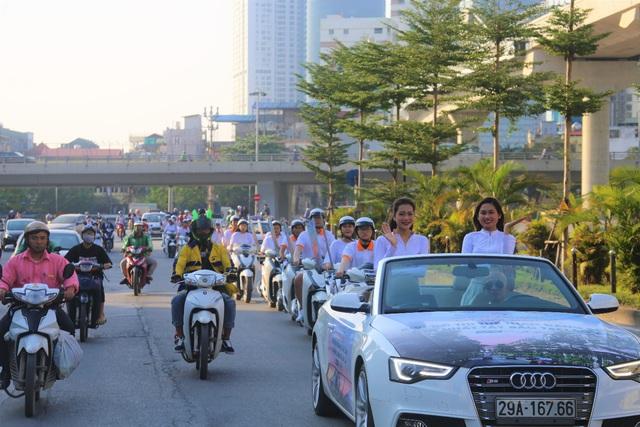 Roadshow mang tinh thần thể thao đến thị trường địa ốc Hà Nội - Ảnh 1.