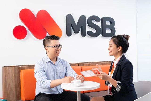 Global Finance: MSB là 1 trong 30 ngân hàng tốt nhất châu Á-Thái Bình Dương - Ảnh 1.
